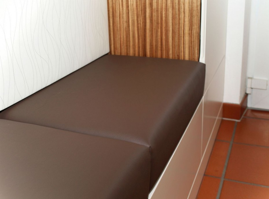 Sitzbankdetail
