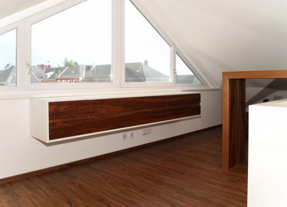 Sideboard mit Aussicht