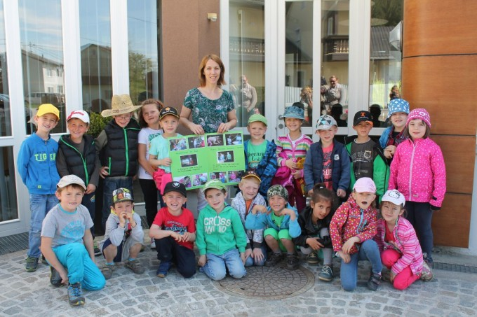 Werkbesichtigung Kindergarten Baumgartenberg