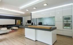 Küche Wohnbereich