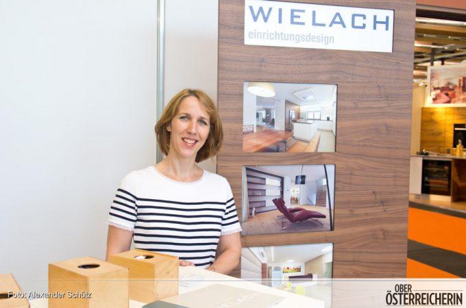 """""""Wielach""""-Infostand auf der Welser Herbstmesse"""