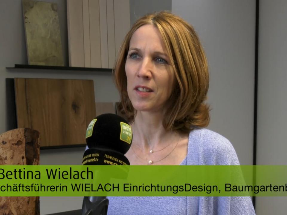 Bettina Wielach auf Mühlviertel TV